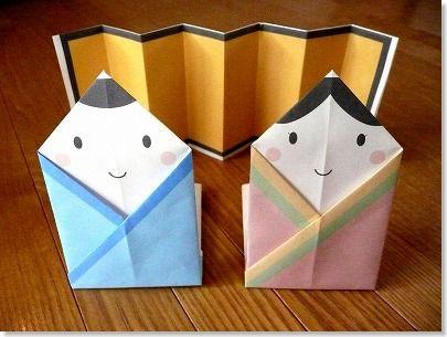 ひな人形 折り紙 【子供でも簡単】ひな祭りの折り紙の作り方10選!可愛い手作り作品の折り方は?