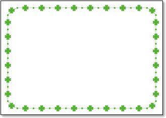 (緑) : 【無料ダウンロード ... : 手紙 用紙 ダウンロード : すべての講義