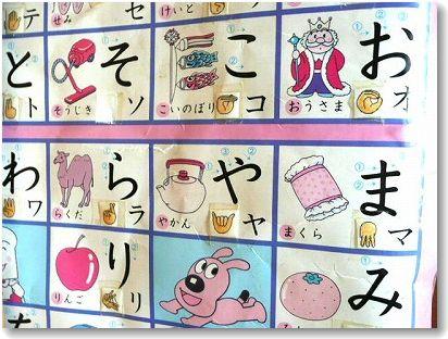 のためのひらがな表を貼って ... : 小学生 ローマ字練習 : 小学生