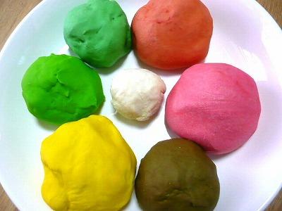 小麦粉粘土の作り方 : 小麦粘土とは : すべての講義