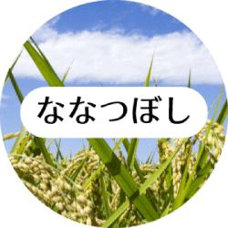お米 ななつぼし