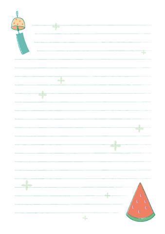 [印刷可能無料] 便箋 テンプレート Word