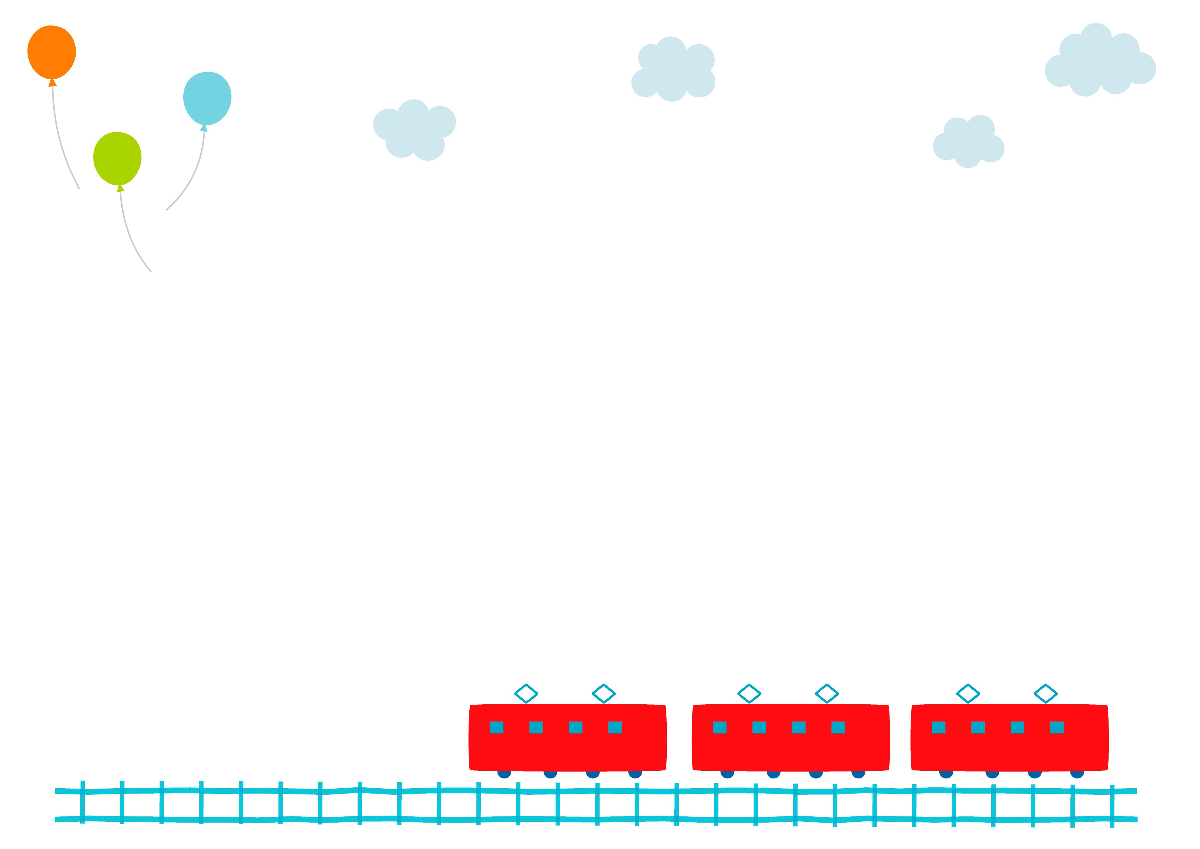 Lilac メッセージカード枠 - Word等 挿入用 テンプレート イラスト画像 無料ダウンロード|幼児教材・知育プリント