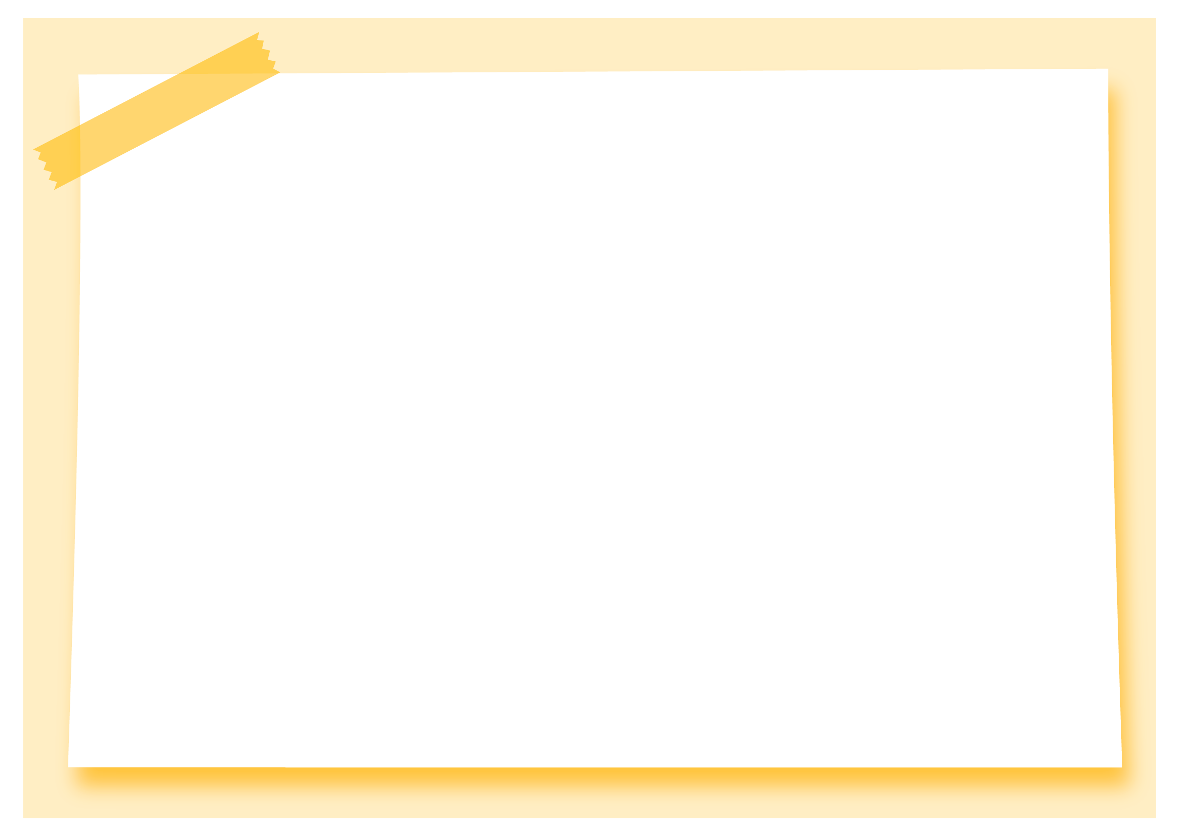 メッセージカード枠 Word等 挿入用 テンプレート イラスト