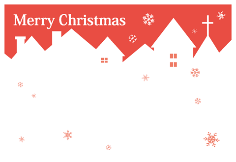 クリスマスカード聖夜 無料ダウンロード幼児教材知育プリント